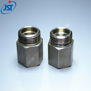 Precision Stainless Steel CNC Turning Machine Parts