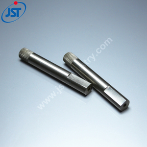 OEM CNC Turning Steel Spare Parts for Milling Shaft