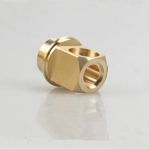 Custom CNC Micro Machining Brass Spare Parts