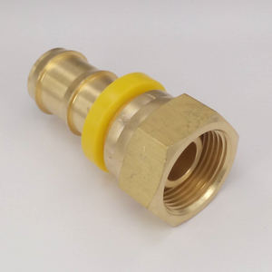 Customized Precision CNC Turning Brass Machine Parts