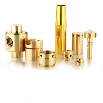 Precision Custom CNC Micro Milling Machining Parts