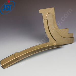 Custom CNC Brass Machining Auto Parts
