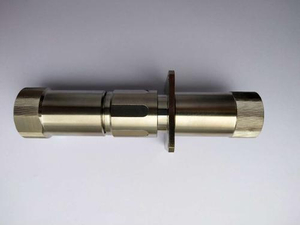 Customized ODM Swiss Type Machining Brass Parts