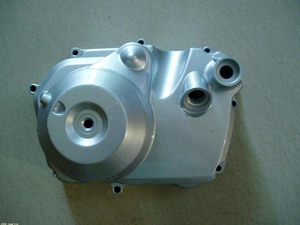 Custom Spray Coating Aluminum Alloy Die Casting