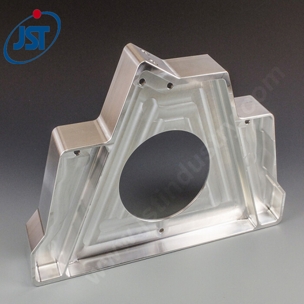 Precision Machining CNC Metal Milling Aluminum Part xl
