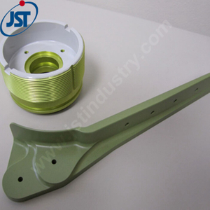 Precision CNC Machining Anodized Aluminum Parts for Aeroplane